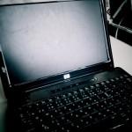 壊れて起動出来なくなったノートパソコンからデータ取り出し。広島市西区のお客様