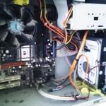 起動出来なくなったデスクトップパソコンからデータ取り出し。広島市中区のお客様