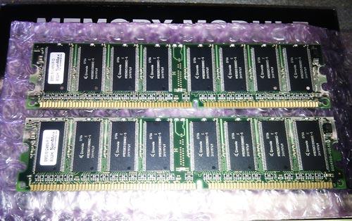 DELL Optiplex 170L 512MBから1GBへメモリ増設