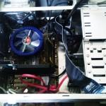 BTOパソコン ASUS マザーボード交換。広島市安佐北区のお客様