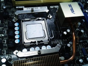 BTOパソコン ASUS マザーボード交換