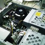 NEC MY26X/R-1 512MBから1GBメモリ増設。広島市西区のお客様