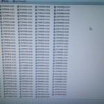 SDカード8GB 誤って削除した動画ファイル復元。広島県福山市のお客様