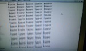 SDカード8GB 誤って削除した動画ファイル復元
