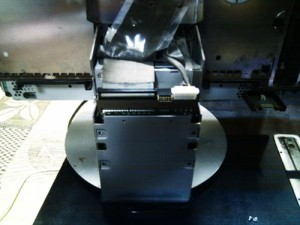 SONY VAIO VGC-V172B 修理前にハードディスク内のデータ取り出し