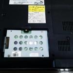 HP Compaq 8510w Windows XPが起動出来ない。広島市中区のお客様