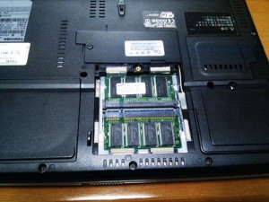 SDカード復元・東芝 dynabook TX/3514cmswk メモリ増設