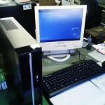 デスクトップPC購入後の初期セットアップとデータ移行作業。広島県三原市のお客様