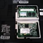 DELL INSPIRON 1300 512MBから1GBへメモリ増設。広島市中区のお客様