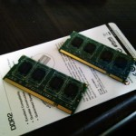 FMV-DESKPOWER CE40X9 1GBから2GBへメモリ増設。広島市安佐南区のお客様