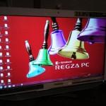 TOSHIBA REGZA PC D731 購入後の初期セットアップとデータ移行作業。広島市安佐北区のお客様