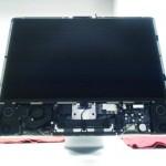 Apple iMac ハードディスク320GBから1TBへ交換。広島市中区のお客様