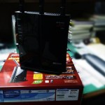 BUFFALO WZR-HP-G450H初期セットアップ。データ移行作業。広島市安芸区のお客様