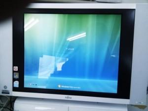 富士通デスクトップPC 強制終了後、ブルースクリーンになり起動しない