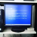 DELL OPTIPLEX 760 リカバリ。周辺機器設定。広島市南区へ訪問サポート