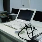 ハードディスク修復とデータ救出作業。広島市中区へ訪問サポート