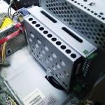 ハードディスク修復とハードディスク内のデータ移行。東広島市黒瀬へ訪問サポート
