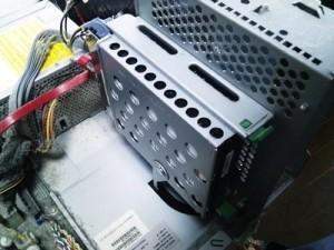 ハードディスク修復とハードディスク内のデータ移行