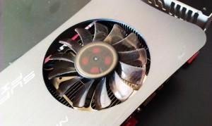 デスクトップパソコン、分解クリーニング