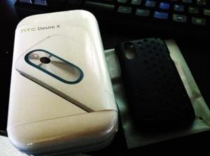 HTC DesireからHTC Desire Xへ。 Rootからフォント変更
