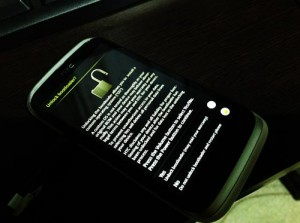 HTC Desire X06HTからHTC Desire Xへ。 Rootからフォント変更。