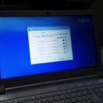 LIFEBOOK AH53/H 初期セットアップとデータ引っ越し。広島市安佐北区へ訪問サポート