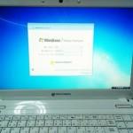 マウスコンピューター LBCI5K750 修理後の初期セットアップと周辺機器セットアップ。