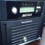 BUFFALO NAS TeraStation 起動不可。ハードディスク内のデータ取り出し。