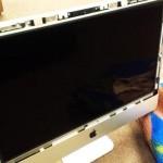 iMac (21.5-inch, Mid 2011) ハードディスクからSSD(※)へ交換