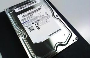 BUFFALO NAS LS-H1.0TGL ハードディスク内のデーター救出