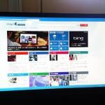Windows8 PC購入後のセットアップとWi-Fi設定、無線プリンタ設定。