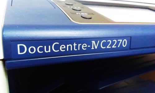 DocuCentre-IV C2270 複合機、印刷設定。