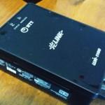 NTT 光LINK WA-1100 Wi-Fi接続設定。メール送信できないトラブル診断。