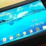 Androidタブレット、無線LAN接続設定、Googleアカウント設定、その他操作方法など。