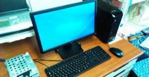 PC入れ替え。既存PCのデータ移行と周辺機器設定。