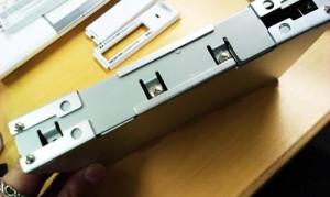 IODATA HDC-U500 分解とデータ救出