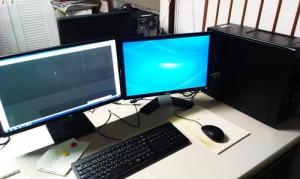 パソコン買い替え後の初期セットアップと周辺機器設定