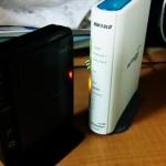 BUFFALO無線ルータからNEC無線ルータへ交換とWi-Fi対応プリンタの設定