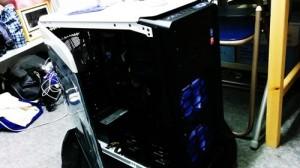 ファイルサーバー用にPC組立。Windows 8.1インストールと、その他セットアップ。