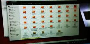 ネットワークHDD BUFFALO NAS アクセスできない。