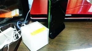 OT CUBE」 NEC無線ルータ「Aterm WG-1400HP」