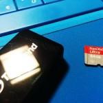 スマートフォンで使用中のSanDisk 64GB MicroSDカードが認識しなくなった。