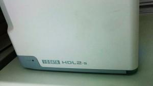 I-O DATA HDLS2-s NAS