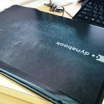 TOSHIBA dynabook 電源が勝手に切れる。分解クリーニング。