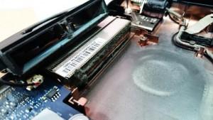 TOSHIBA dynabook T560 分解 クリーニング