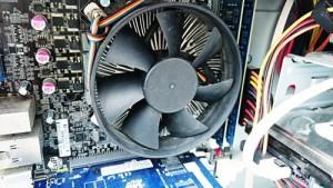 メンテナンス CPUファン クリーニング