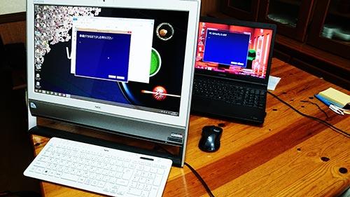 NEC VN370 TOSHIBA B552 Windows10アップグレード