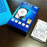 HDD故障、リカバリディスクもない!こんな時には。