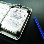 I-O DATA 認識しない外付けHDDを分解、修復。