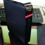 Wi-Fi子機が故障。余っていたWi-Fiルータを中継器として使う。